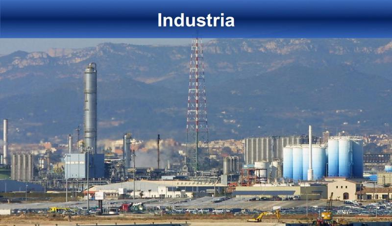 plantilla blog industria