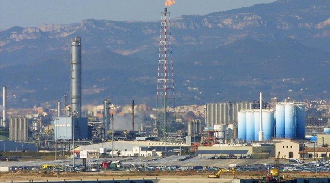 Datos económicos de la industria química española